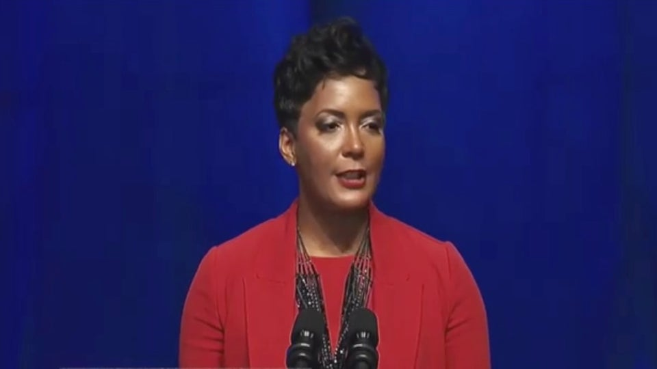 Black Excellence: 8 Highlights From The Inauguration Ceremony Of Atlanta Mayor Keisha Lance Bottoms