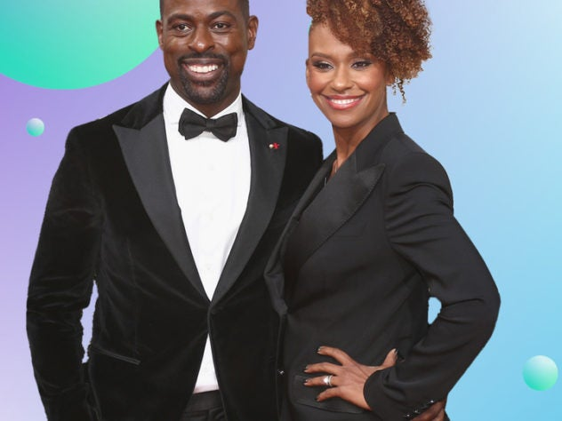 Sterling K. Brown On What Makes His Marriage Work: 'We Laugh A Lot'
