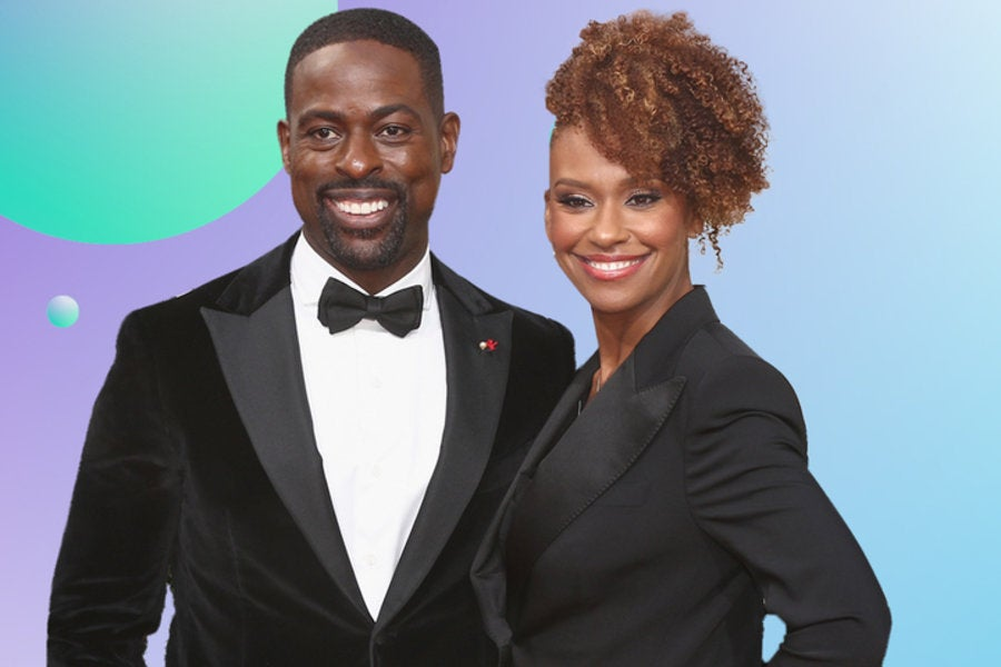 The Glue That Holds 'This Is Us' Star Sterling K. Brown and Wife ...
