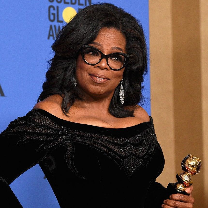 Oprah For President? Winfrey's Longtime Love Stedman Graham Says She Would 'Absolutely' Run For Office
