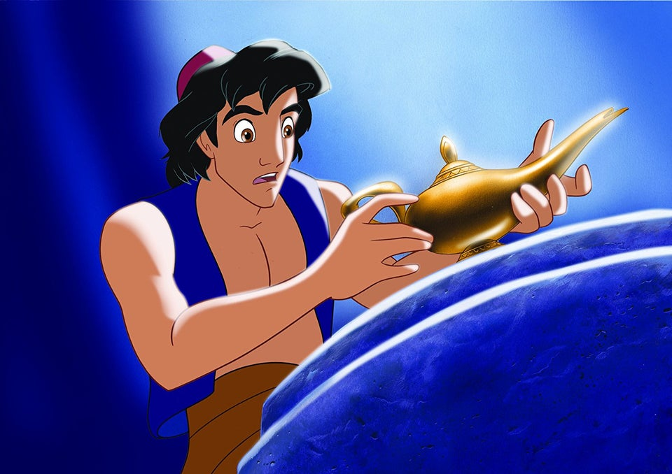 The Quick Read: White Actors Are Allegedly Being Tanned For Disney's Live-Action 'Aladdin'