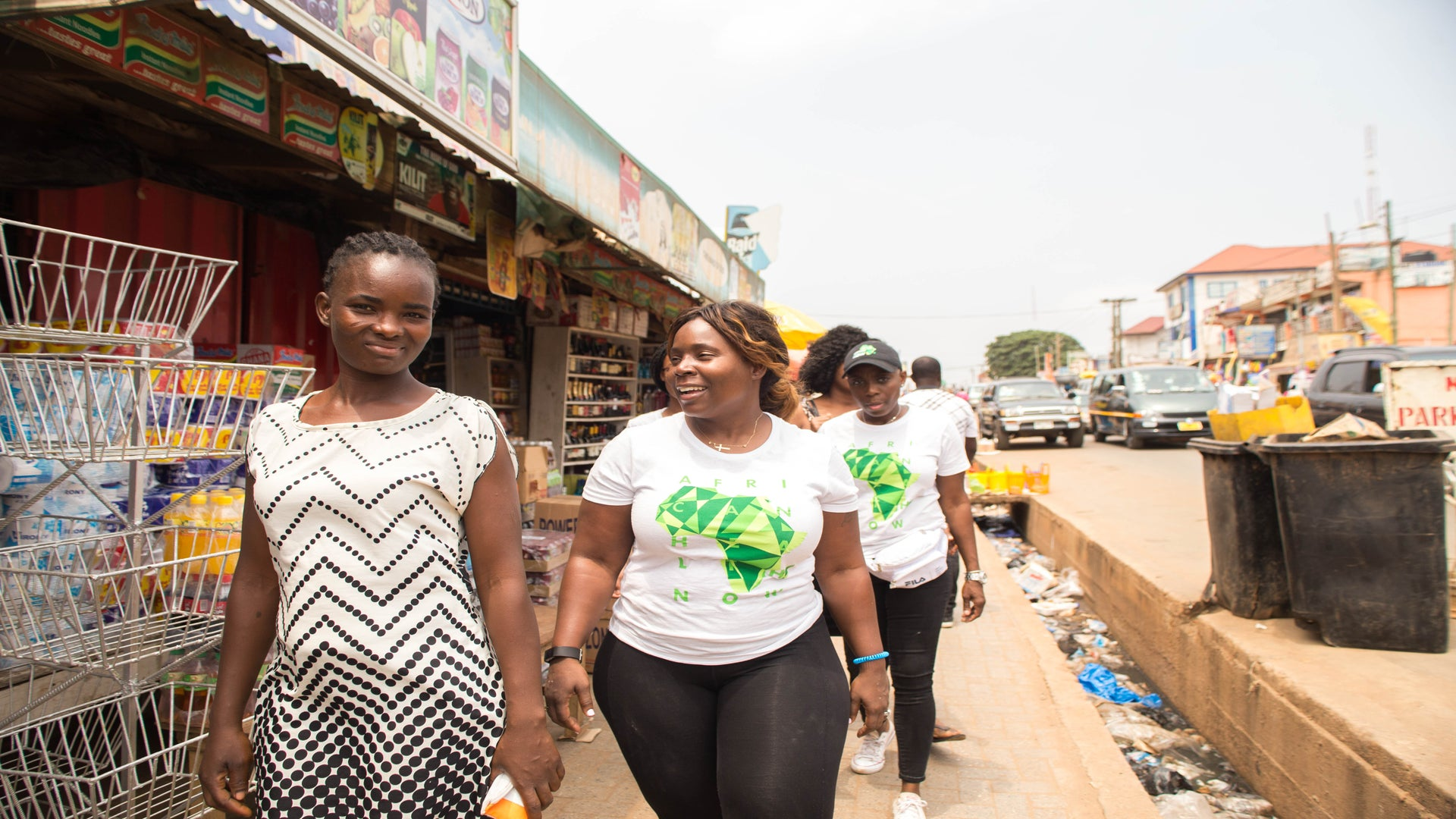 """Fashion Insider Sharifa Murdock's """"Surreal, Life-Changing"""" Trip To Ghana Is What We All Need"""