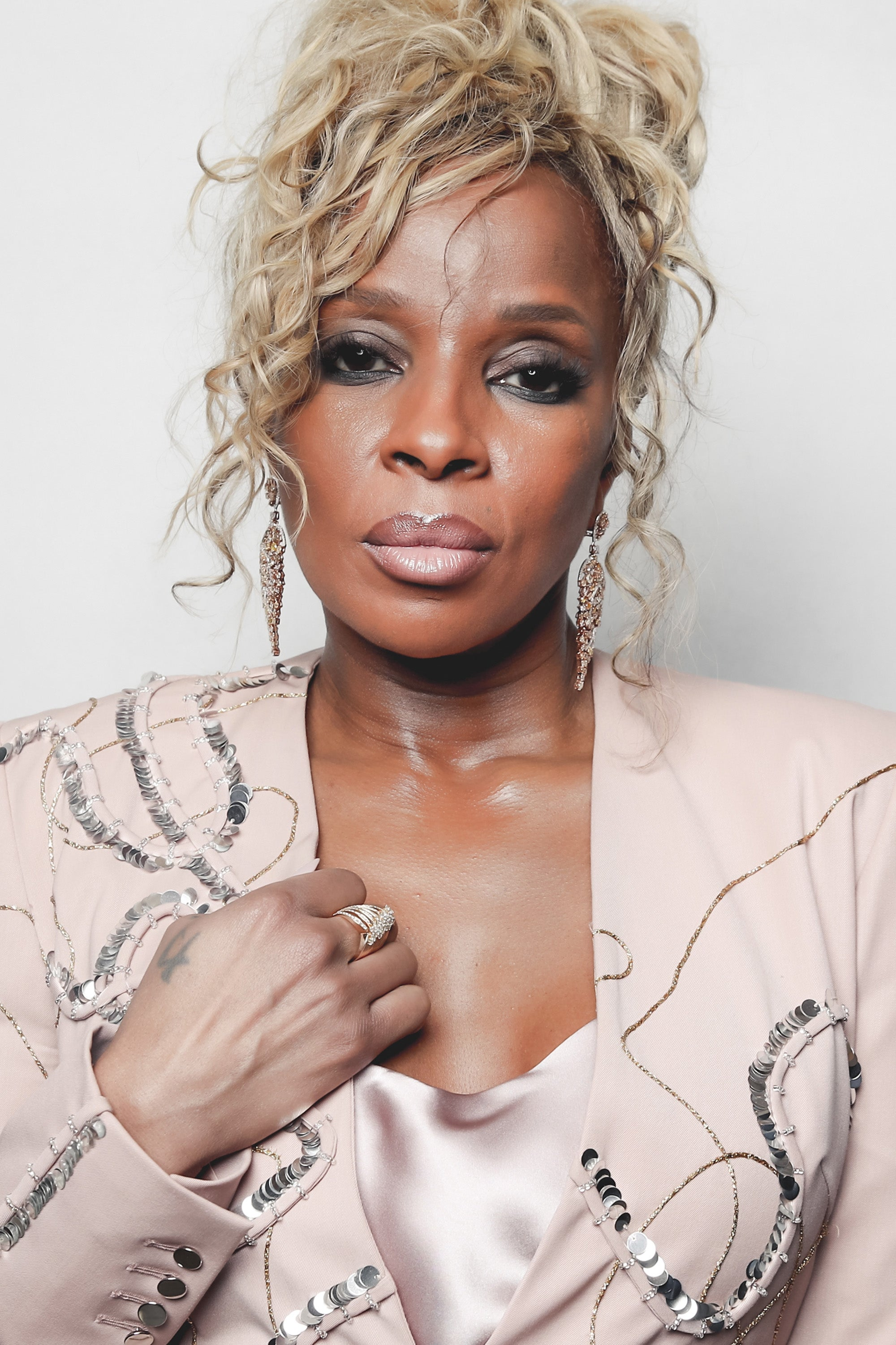 Mary J. Blige Bravely Shared That She Was Sexually Harassed As A Child