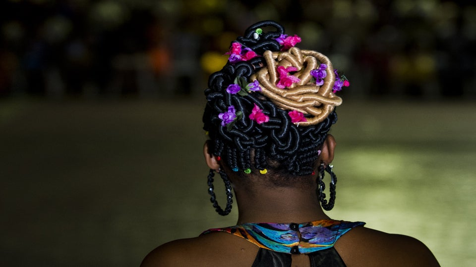 This Epic Braiding Contest Happens in Colombia Each Yearand It's Truly Amazing