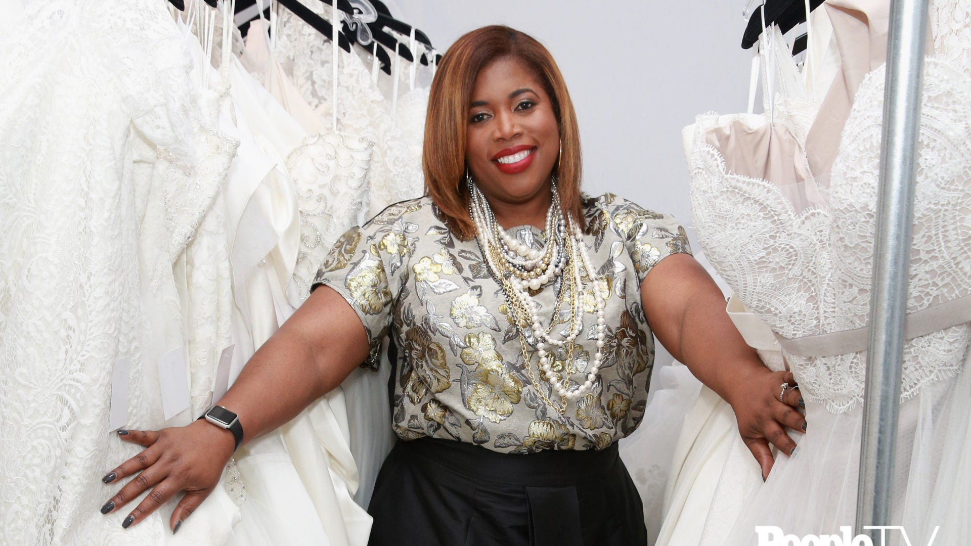This Chicago Bridal Boutique Owner Created a Stylish and Body Positive Haven For Curvy and Plus Size Brides