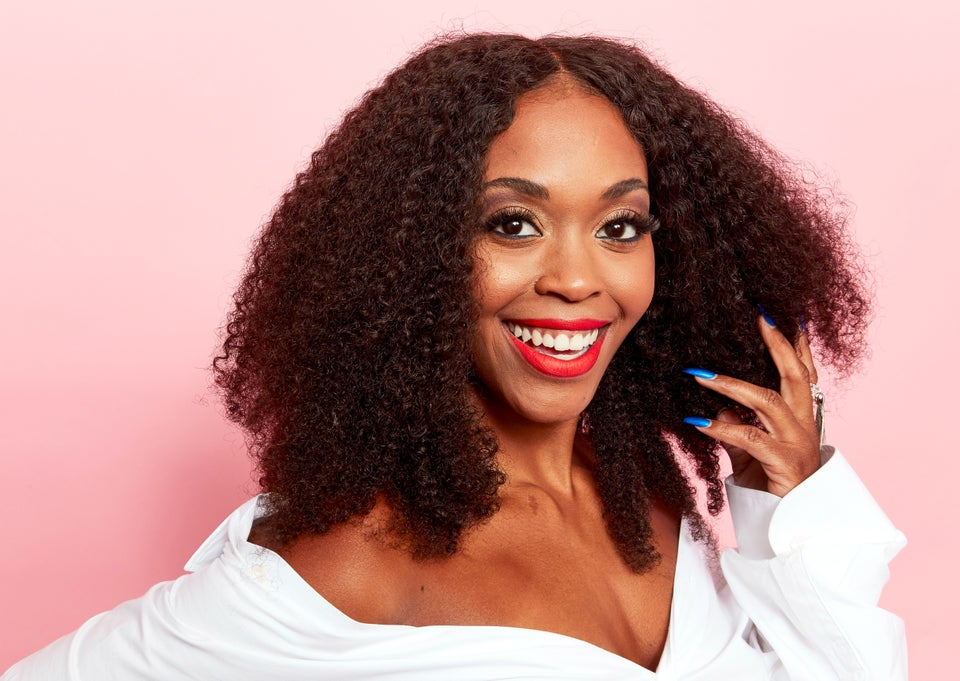 'Black Lightning' Star Nafessa Williams On Her History-Making Role And Repping Philly