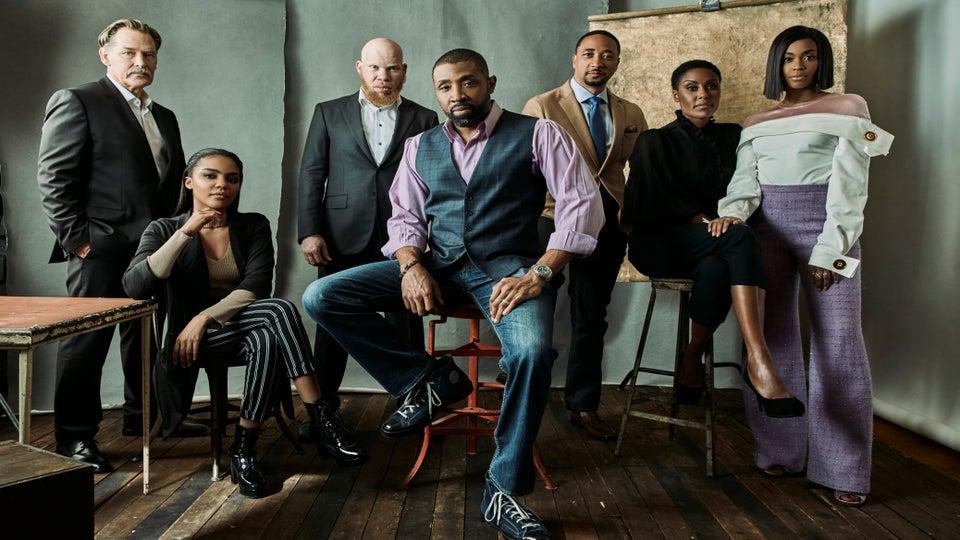 Meet The Cast Of The CW's 'Black Lightning'