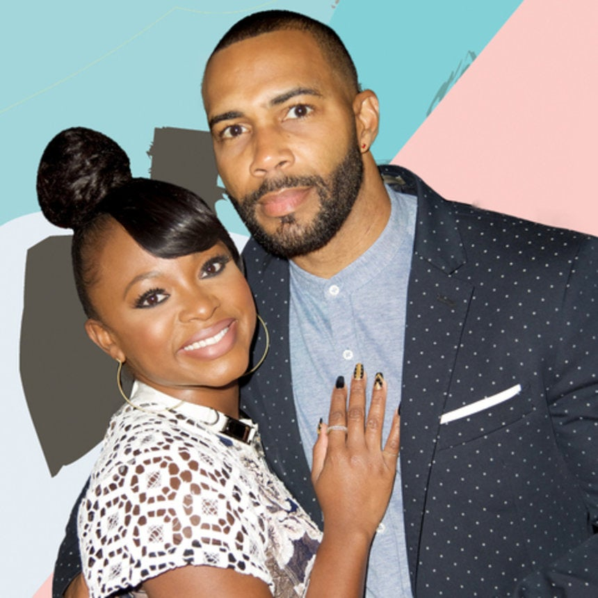 'Power' Star Naturi Naughton Wished Her TV Hubby Omari Hardwick A Happy Birthday In The Sweetest Way