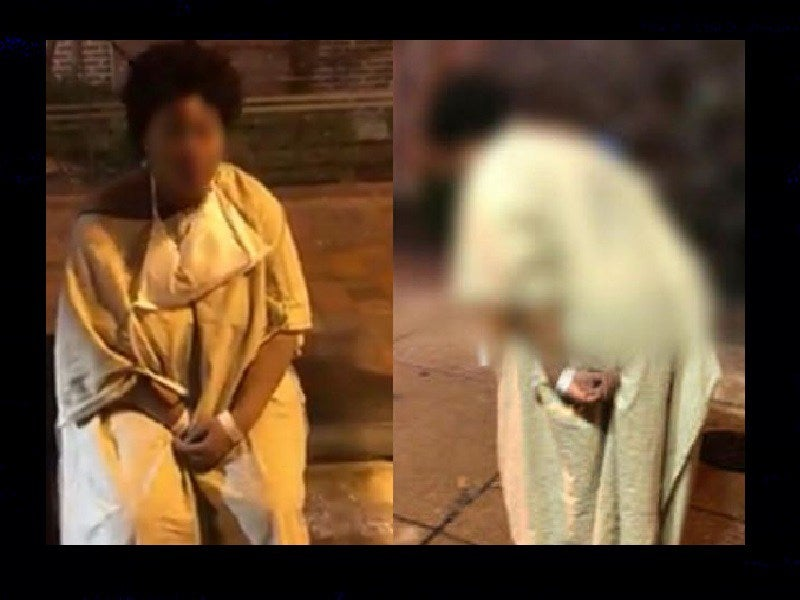 'Patient Dumping:' Viral Video Appears To Show Baltimore Hospital Putting Woman Outside In Cold Weather