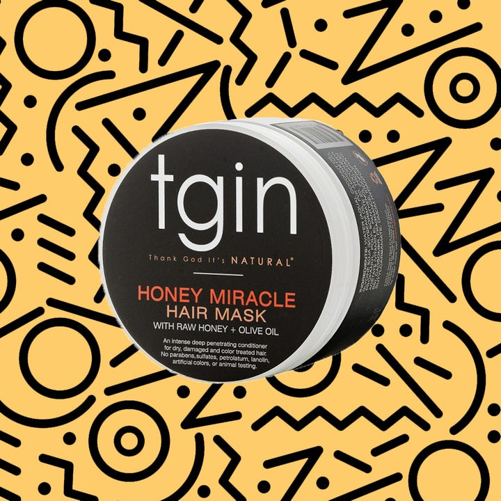 The $15 Drugstore Hair Mask That Turns Dry Brittle Hair into Luscious Locs