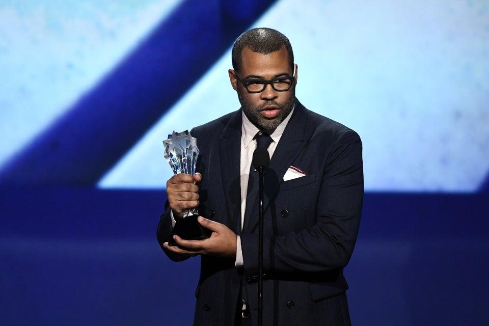 'Get Out' Wins Critics' Choice Award
