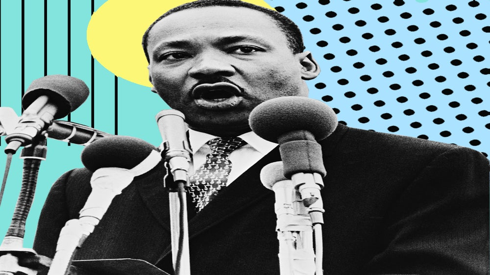 New 'I Am 2018' Campaign To Launch On Anniversary Of Martin Luther King Jr's Assassination