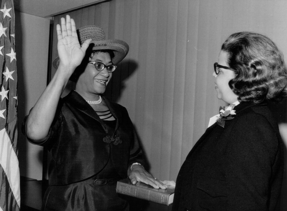 Civil Rights Attorney Frankie Muse Freeman Passes At 101