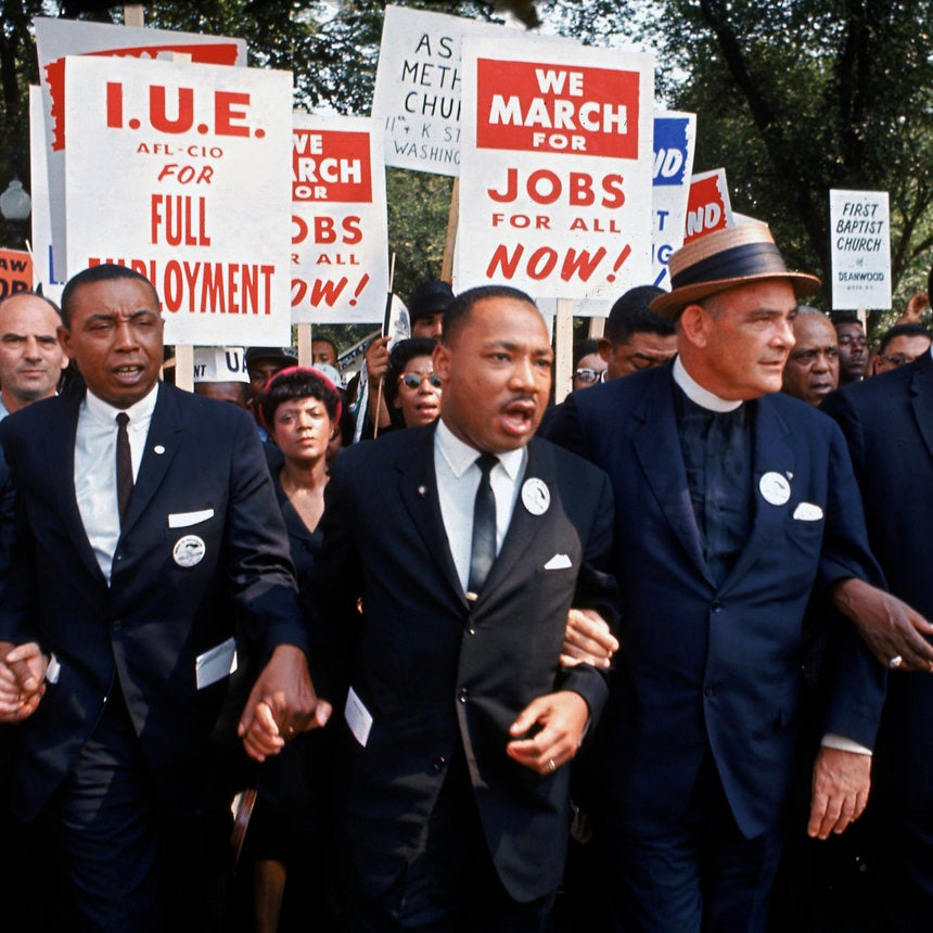 Take Notes: MLK's 'Mountaintop' Speech Is How To Talk About Economic Justice