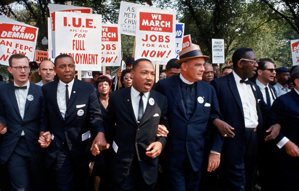 MLK's 'Mountaintop' Speech Is How To Talk About Economic Justice