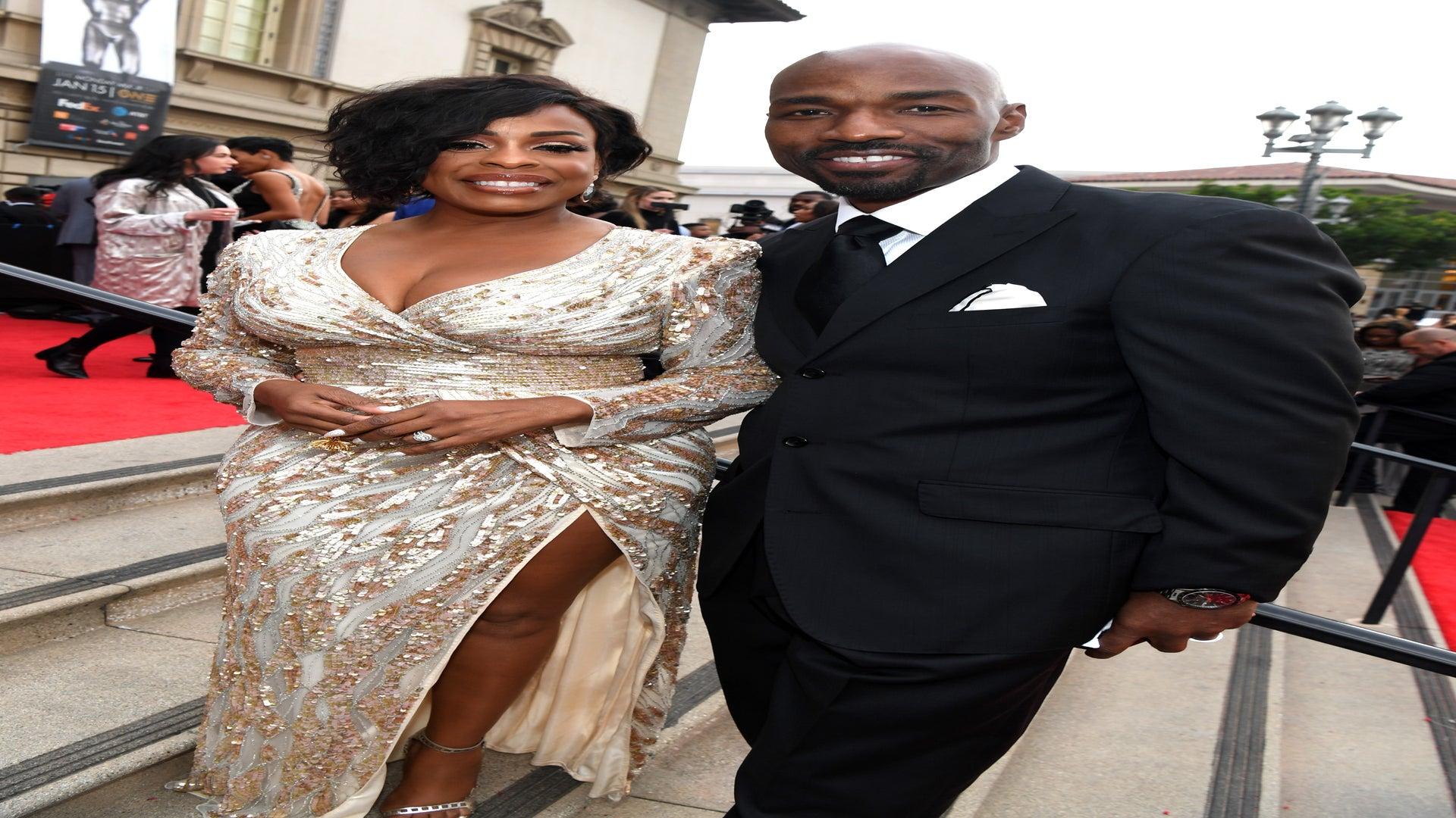 Niecy Nash And Husband Jay Tucker Celebrate 7th Wedding Anniversary
