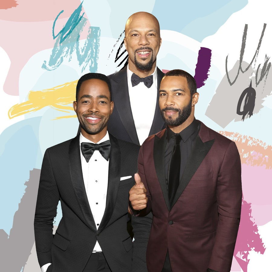 Oh, Hey Fellas! All The Fine Men At The 2018 NAACP Image Awards