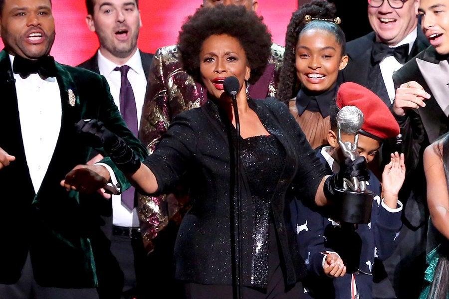 Jenifer Lewis Drops NAACP Image Award - Essence