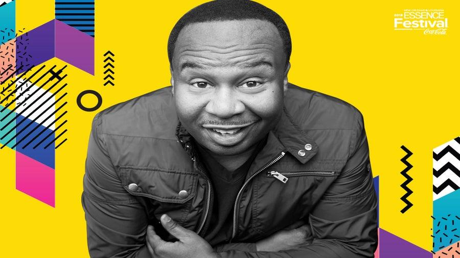 2018 ESSENCE Fest Host Roy Wood Jr. Talks Navigating Politically Correct America As A Comedian