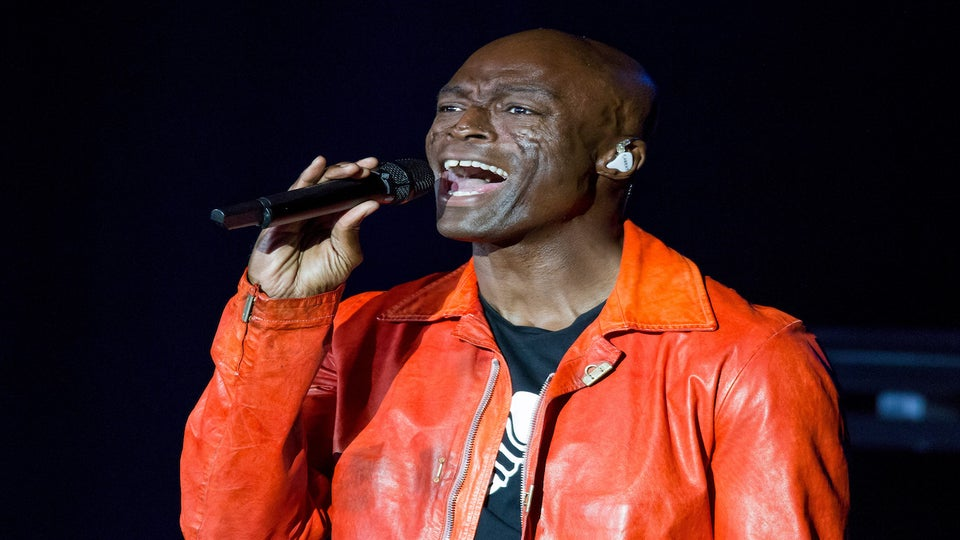 Singer Seal Will Not Face Charges After District Attorney Rejects Sexual Battery Case