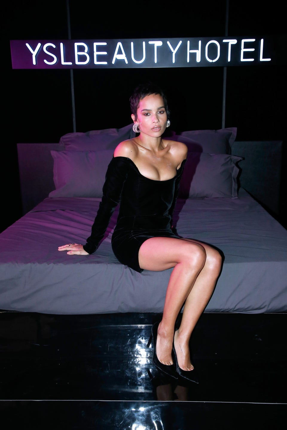 ESSENCE 25 Most Stylish: Zoe Kravitz Is A Hollywood Starlet Defining Black Beauty On Her Own Terms