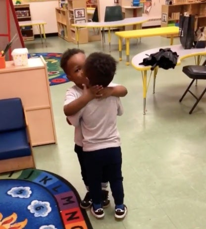This Mom Was Shamed After Sharing An Innocent Video Of Her Twin Sons Kissing