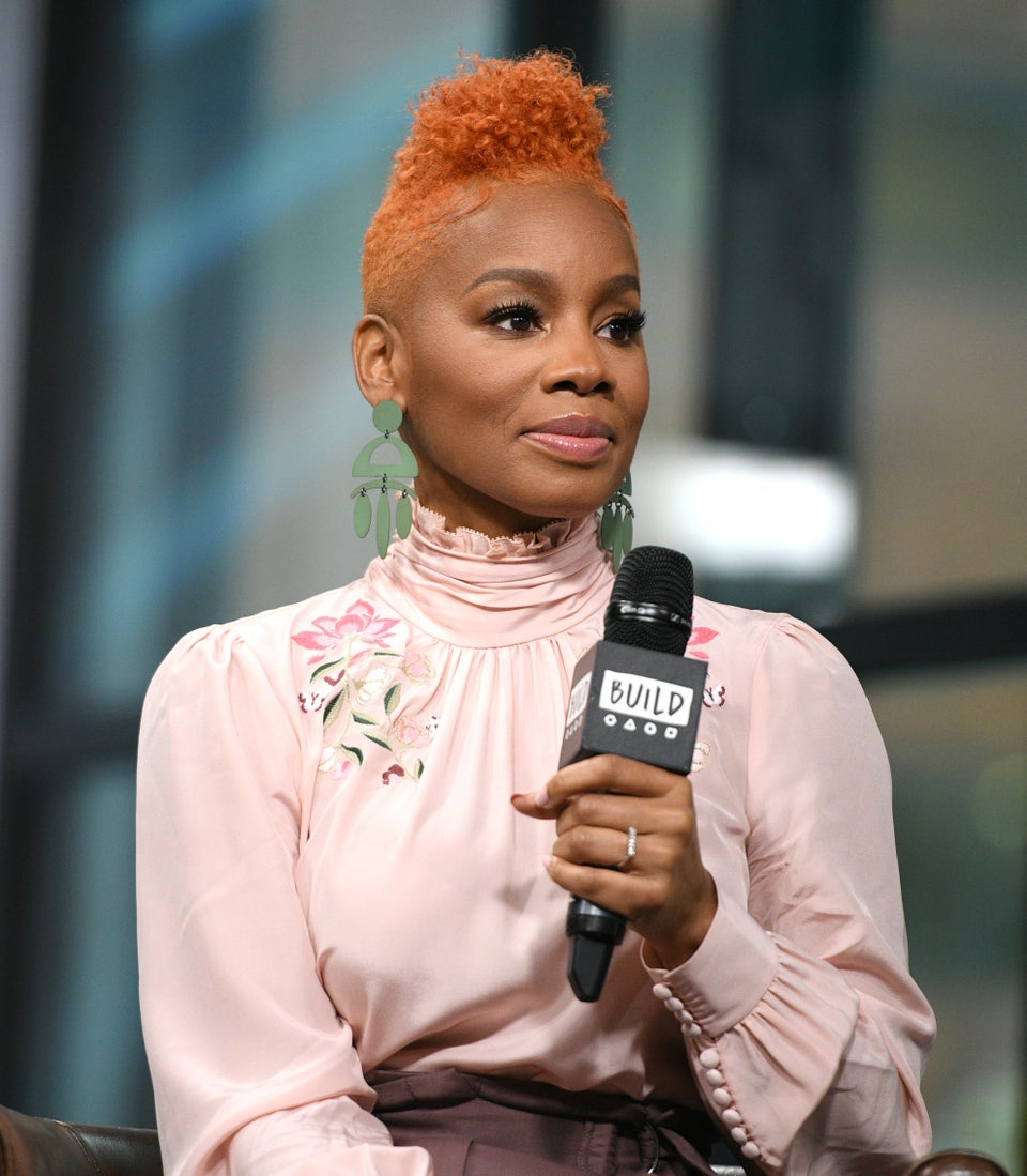 Anika Noni Rose Speaks Out About Being Sexually Assaulted On A Plane