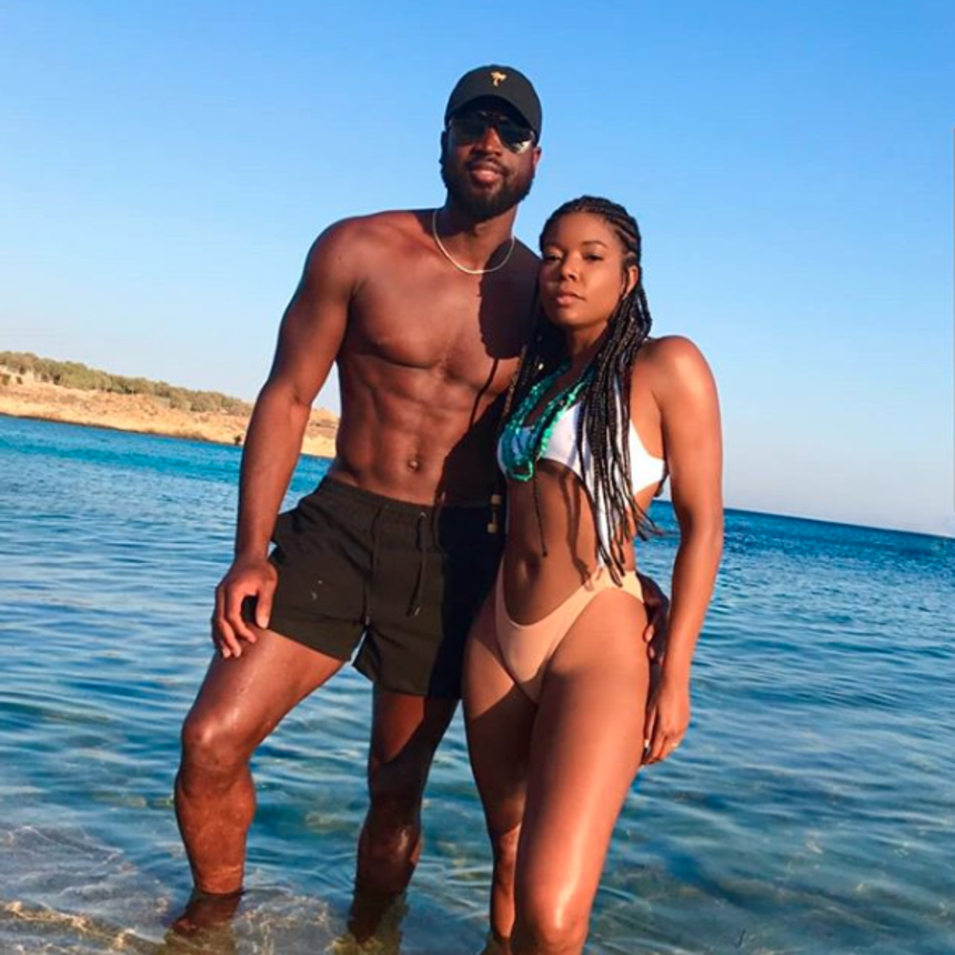 7 Times Gabrielle Union And Dwyane Wade's Epic Vacations Gave Us Major FOMO