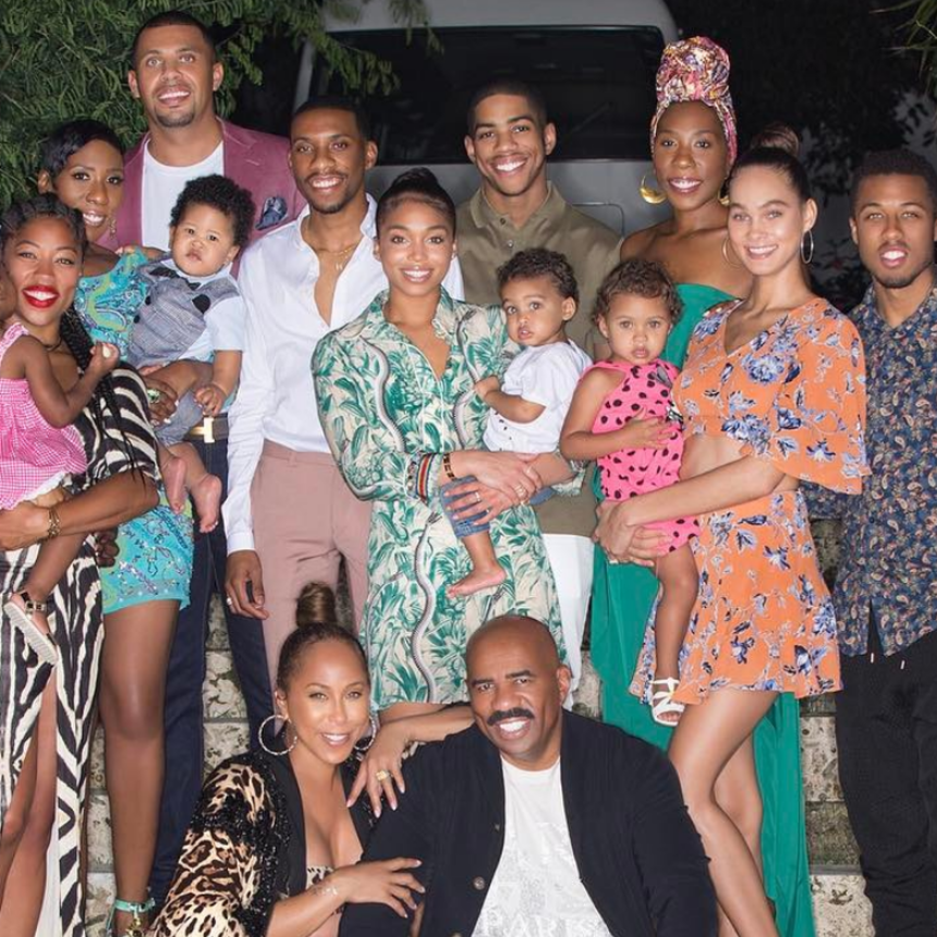 Meet The Harveys: Everything You Should Know About This Beautiful Blended Family