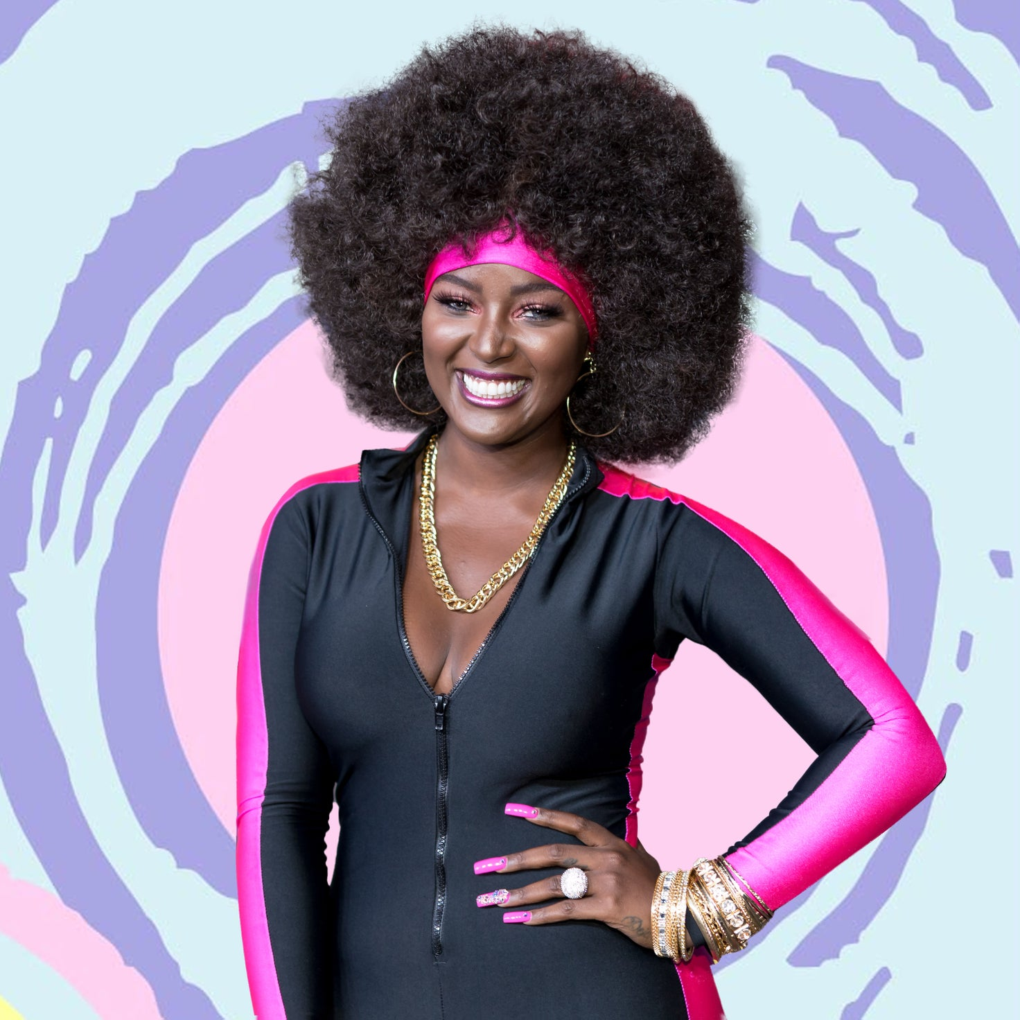 Amara La Negra Wants Everyone To Know She Will Not Be Defined By Her Hair