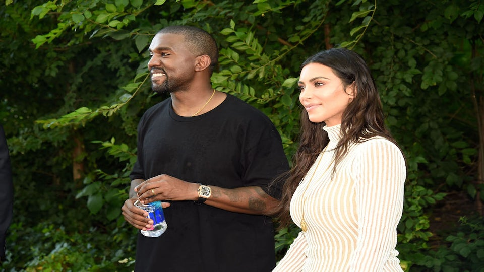 Kanye West And Kim Kardashian Name Their New Daughter Chicago West