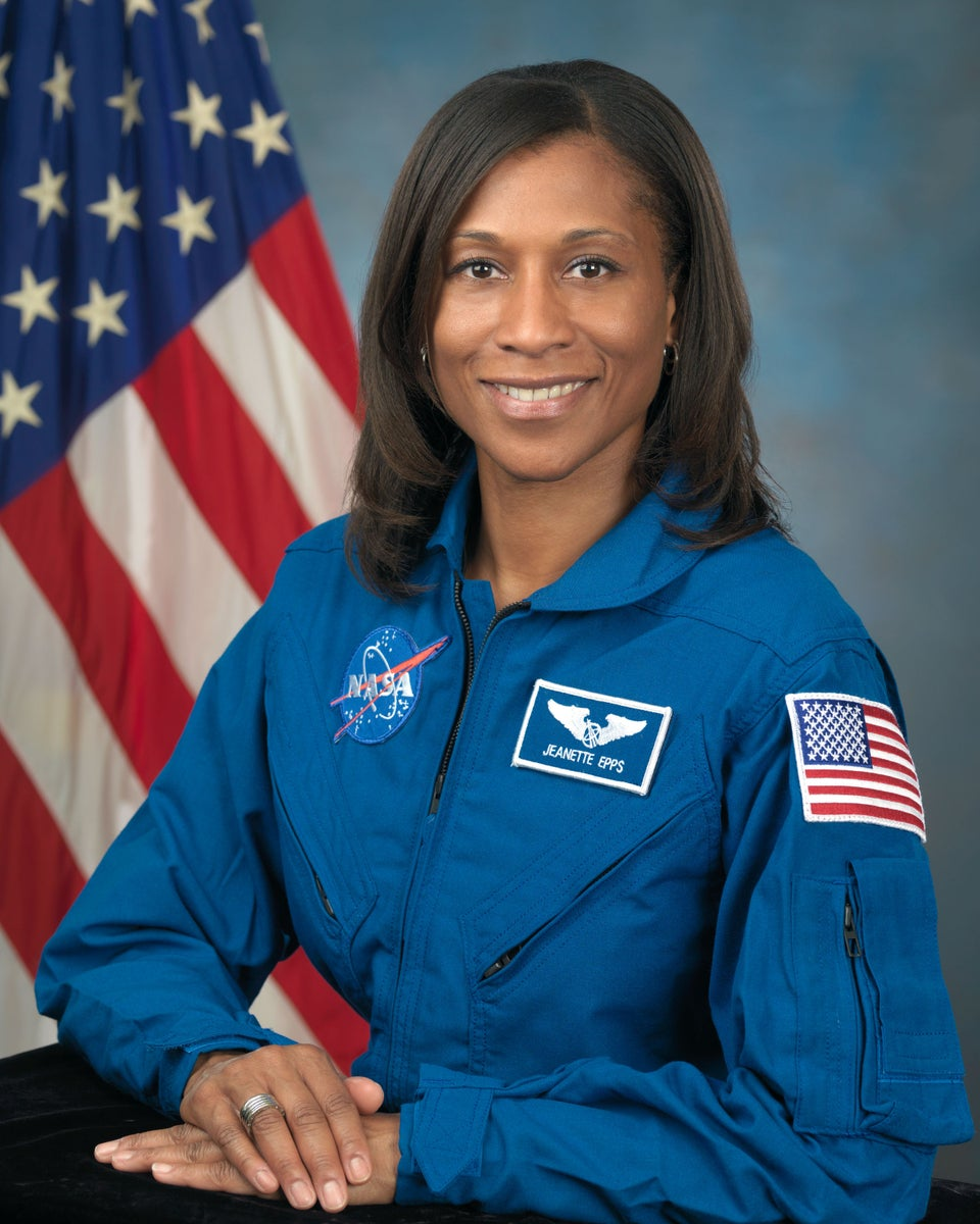 NASA Pulled This Black Astronaut From Her First Mission Months Before Launch