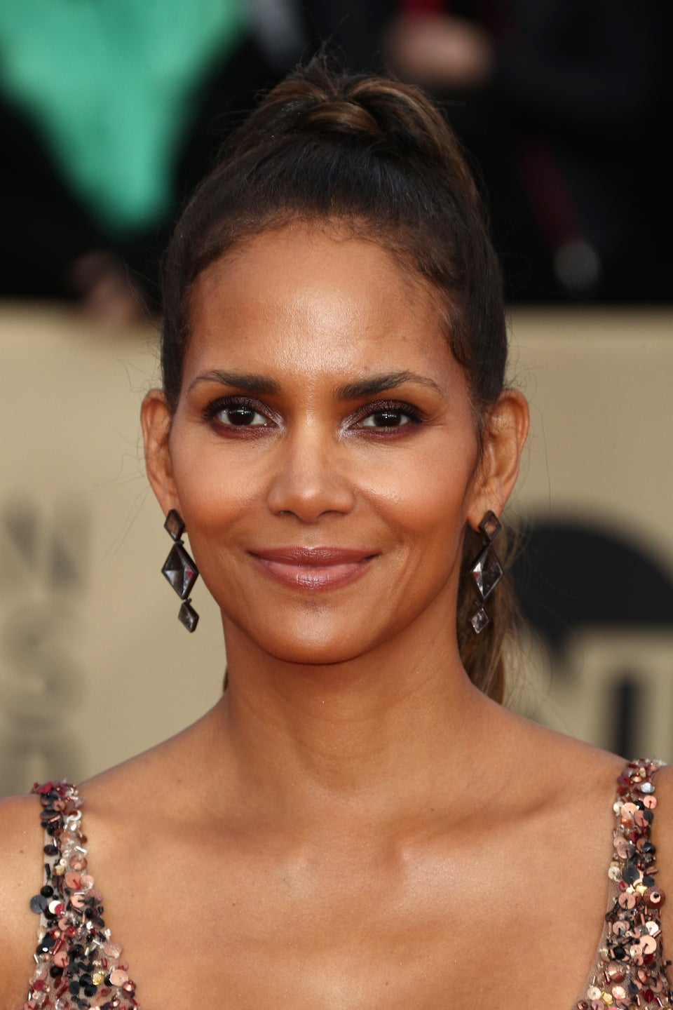 Halle Berry Responds To Allegations That Her Former Agent Sexually Harassed Minority Actresses