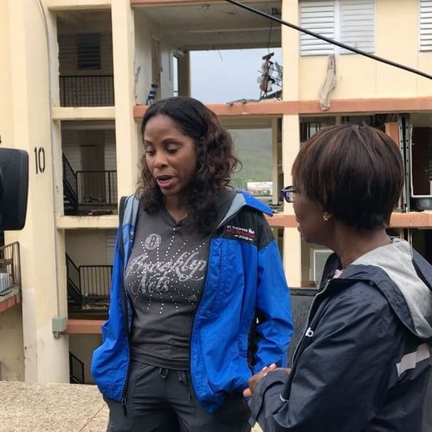 Meet The Dynamic Women Leading The Charge In The U.S. Virgin Islands Recovery Effort