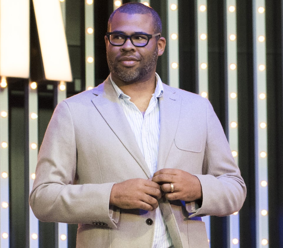 Jordan Peele Reveals Chance The Rapper's First Reaction To 'Get Out' In Hilarious AAFCA Acceptance Speech