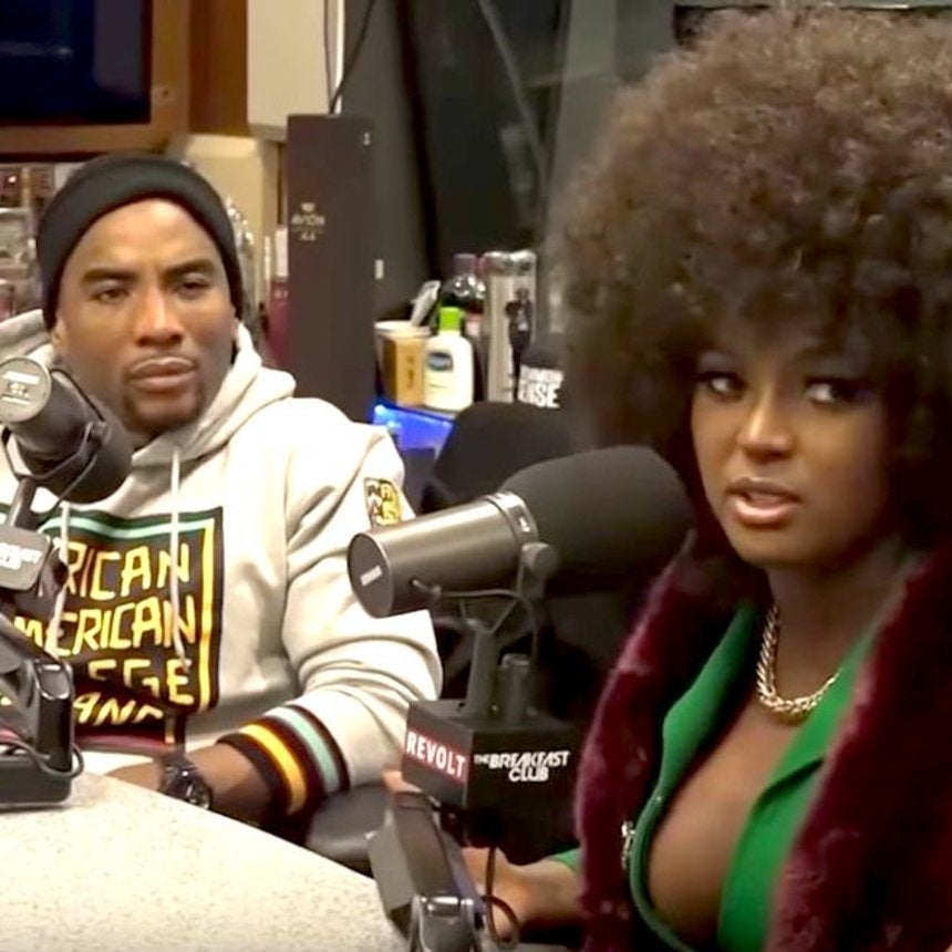 Watching Amara La Negra Explain Colorism On 'The Breakfast Club' Was Painful