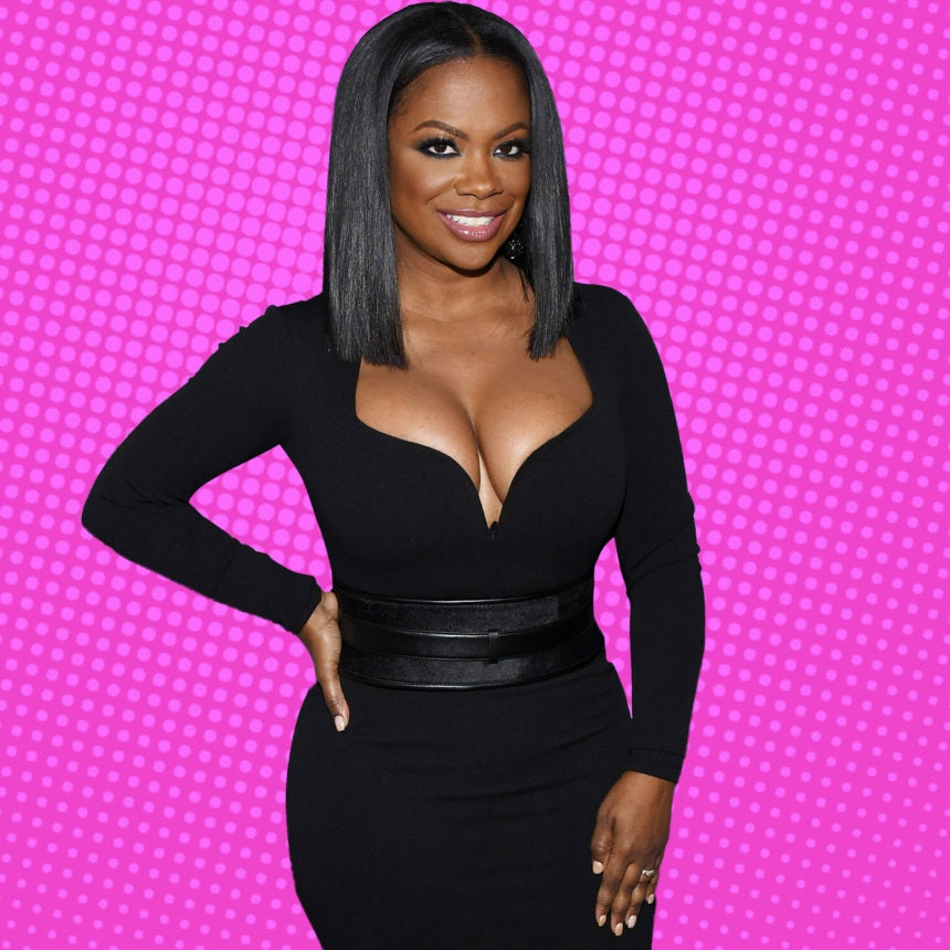 Kandi Burruss Says Kim Zolciak Cleared The Air About That Rumored Sexual Proposition: 'They Edited Her'