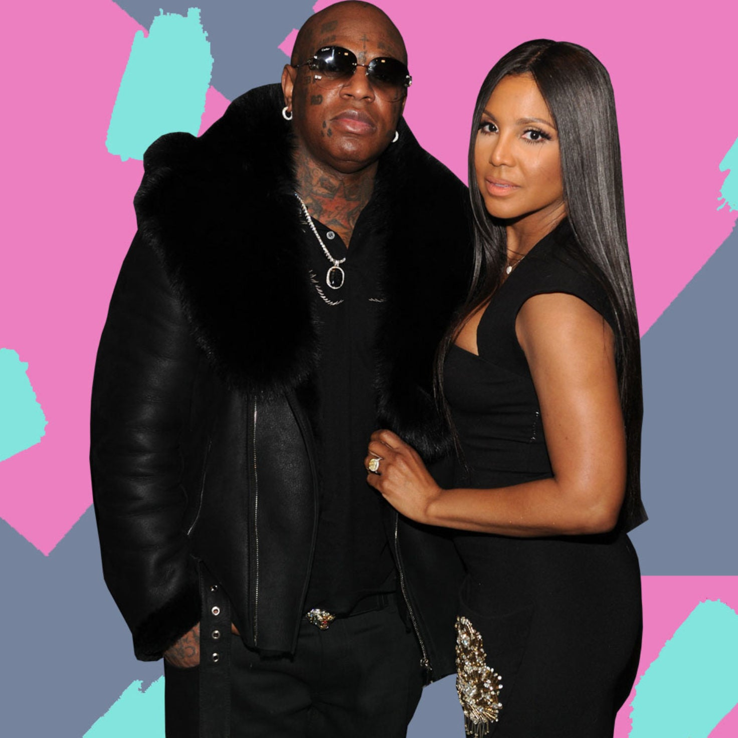 Finally! Toni Braxton Confirms Her Engagement To Birdman