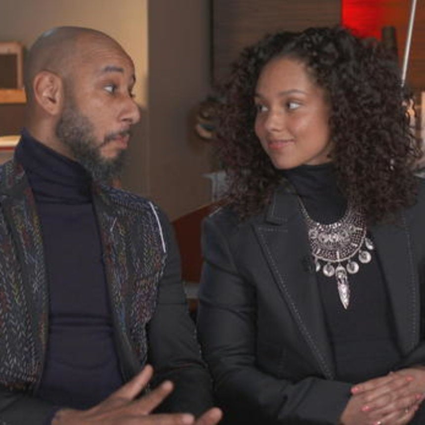 7 Things We Learned About Alicia Keys And Swizz Beatz' Love From Their First Ever Joint Interview