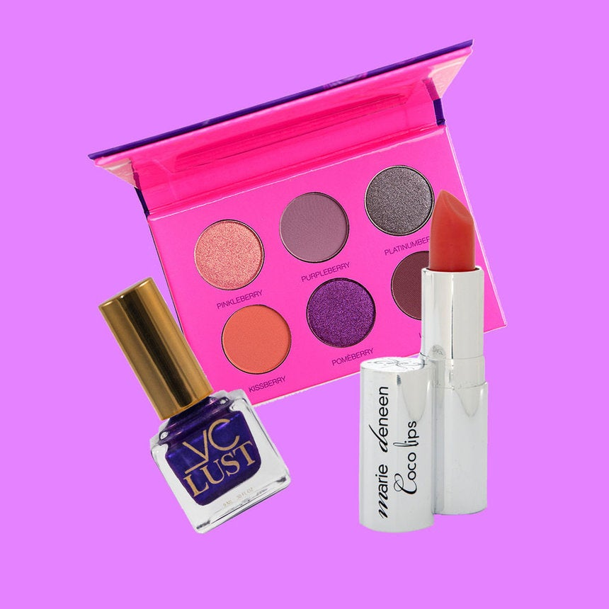 7 'Green' Black-Owned Makeup Brands You Need to Try