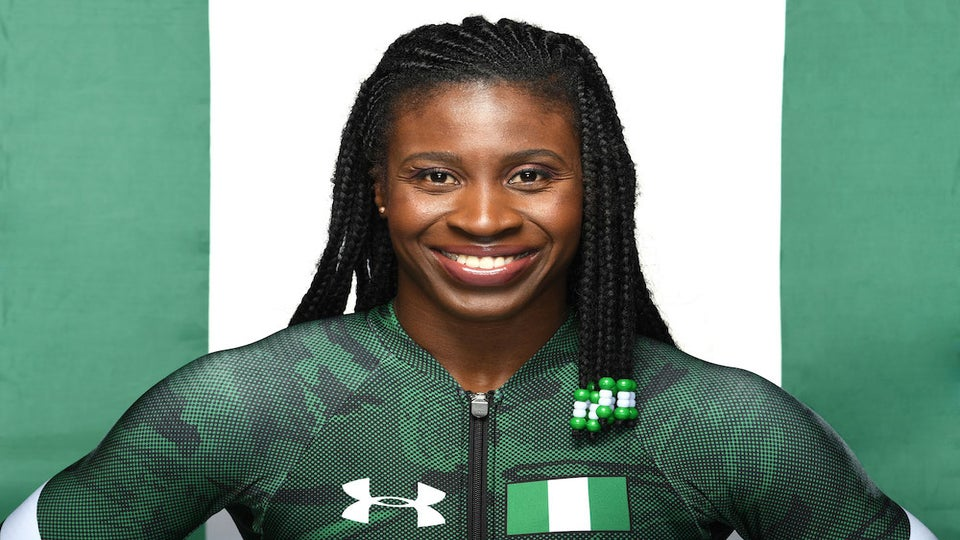 Simidele Adeagbo Is 2018 Winter Olympics' First African Woman Skeleton Racer
