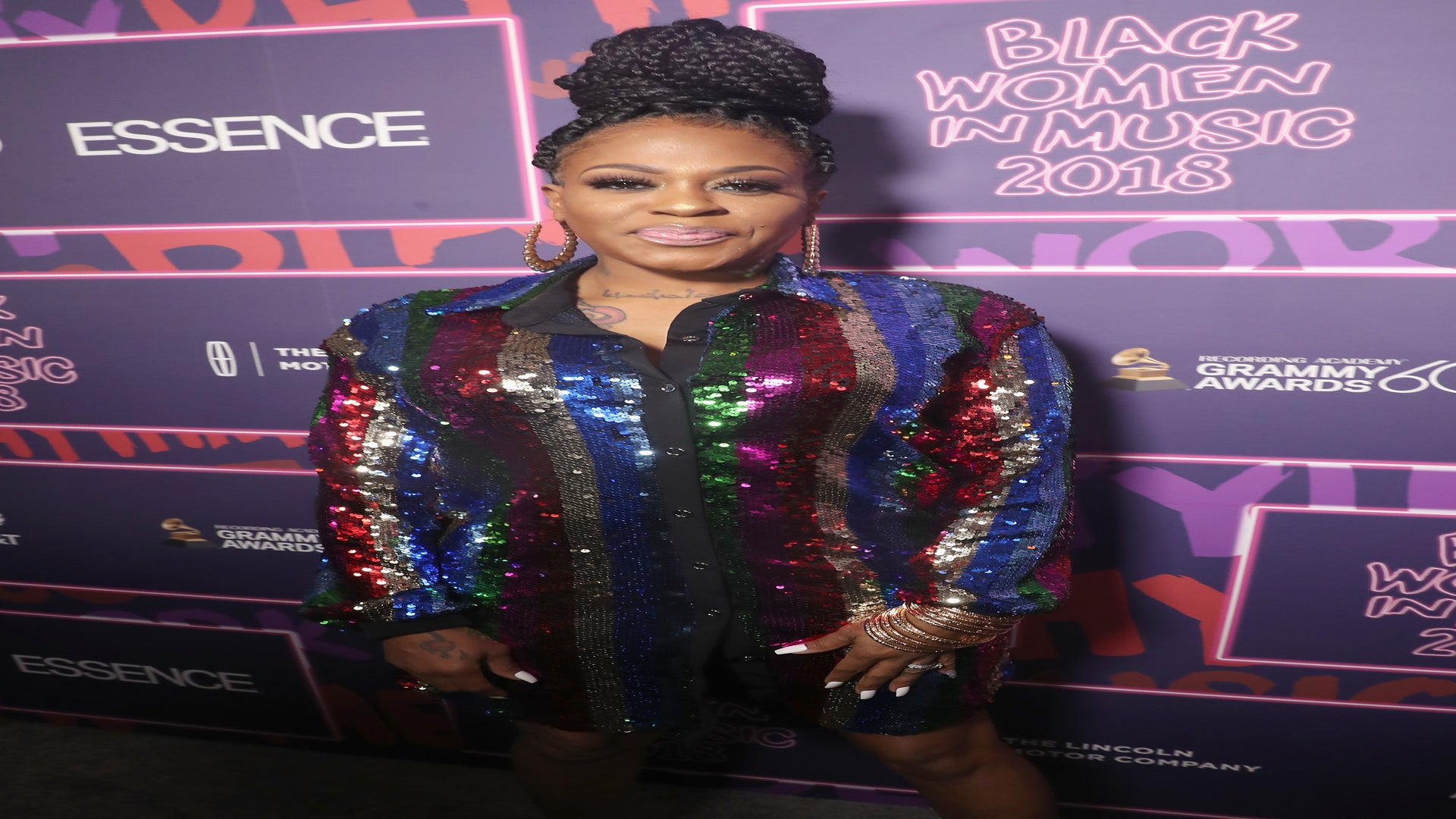 Lil' Mo Defends Fabolous After Domestic Violence Accusation:'My Only Loyalty Is To Him'