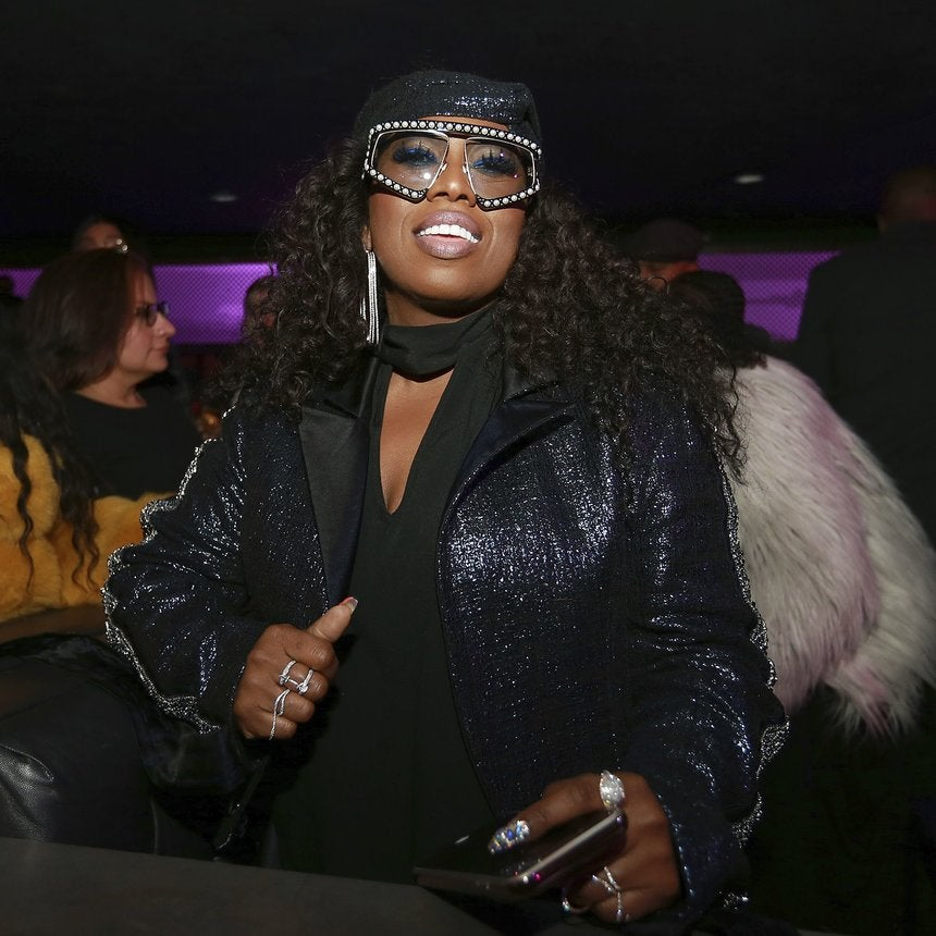 Missy Elliott Delivered A Word During The 2018 ESSENCE Black Women in Music Event