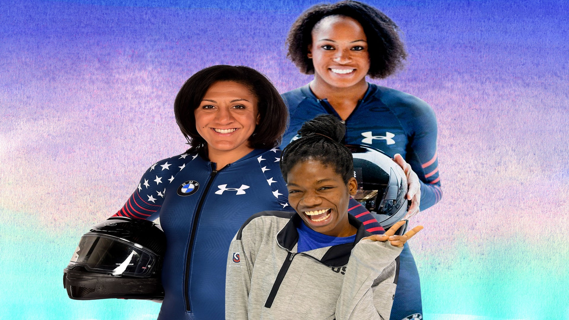 8 Black Women To Root For During The 2018 Olympic Winter Games
