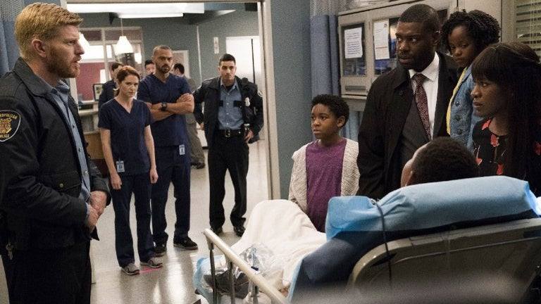 'Grey's Anatomy' Tackles 'The Talk' In Wrongful Police Shooting Episode
