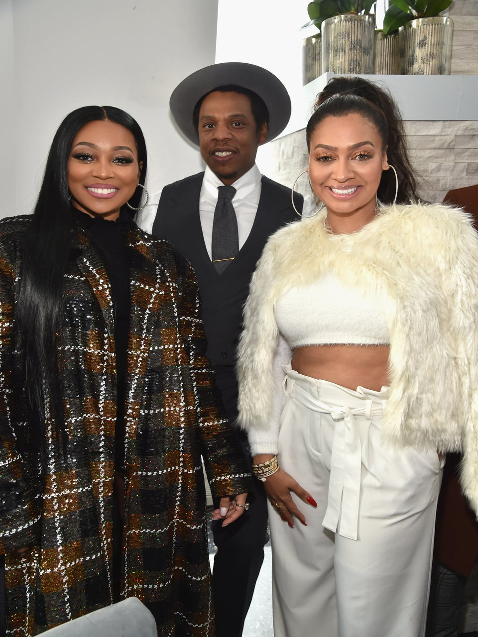 2018 Roc Nation Brunch Celebrity Photos