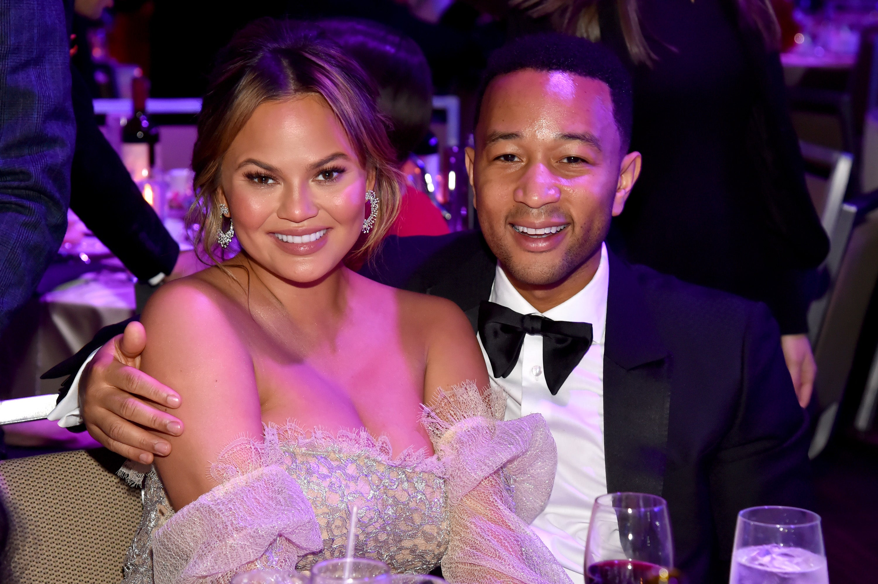 John Legend And Chrissy Teigen Are Expecting A Baby Boy