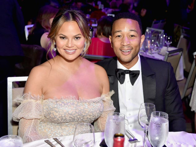 ICYMI: John Legend And Chrissy Teigen Donated $72K To Help ACLU Fight GOP Immigration Policies On Trump's Birthday