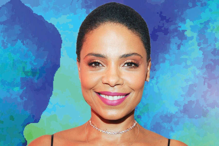 Sanaa Lathan Is Invested In Her Own Happiness Not The Idea Of ...