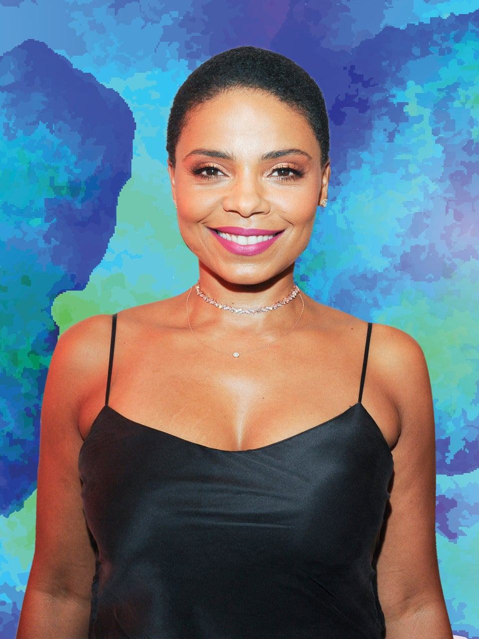 Sanaa Lathan Is Beautiful And Absolutely Glowing In Her Latest Photo Shoot